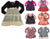 Baby Sara Infant Baby Girls Long Sleeve Dresses - Asst Fabrics Styles Colors, 29177