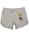 Purple Orchid - Little Girls' Gym Shorts