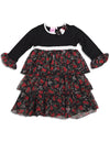 Lipstik - Little Girls Long Sleeve Dress