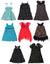 Lipstik Toddler and Little Girls Party Dress for Day, Evening or Holidays, 29482