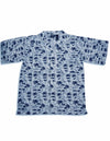 International Leisurewear - Mens Short Sleeve Woven Shirt