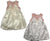Baby Sara Infant Baby Girls Sleeveless Party Dresses - 2 Colors Available, 31272
