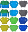 Butter Super Soft Long Sleeve Pullover Kangaroo Pocket Cut Out Sweatshirt, 31649