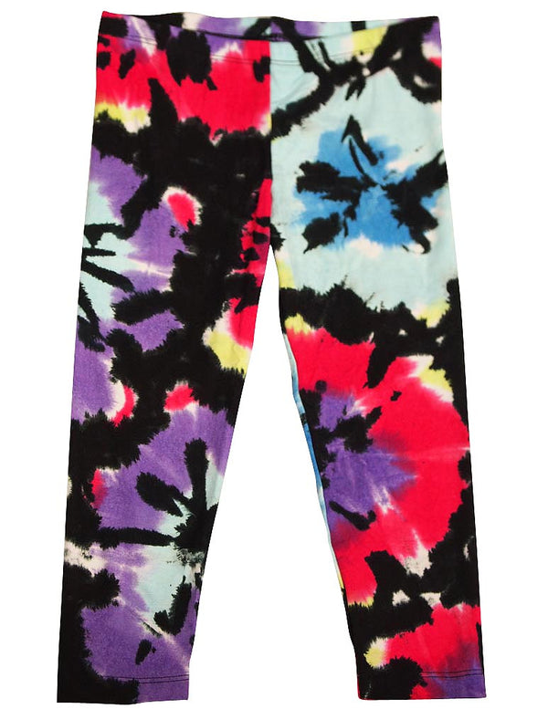 Flowers by Zoe - Big Girls' Capri Legging