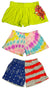 Flowers by Zoe Girls Sizes 2T - 6X Gym Shorts, 33488