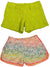 Flowers by Zoe Girls Sizes 4 - 10 Lace Shorts, 33502