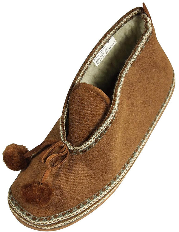 Deer Stags - Ladies Mutsy Slipperooz Slipper