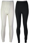 Indera Mens Regular, Big & Tall Long Sleeve Ultra Heavy Thermal Underwear Pant, 34176