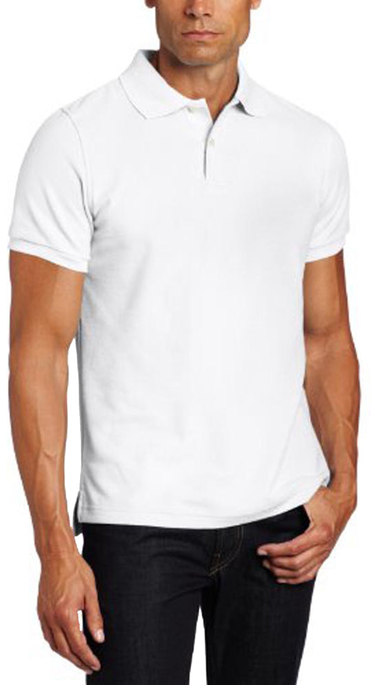 Lee - Young Mens Big Short Sleeve Pique Polo