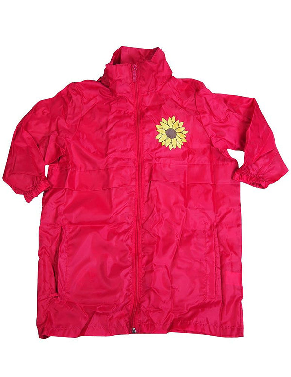 Totes - Little Girls' Packable Rain Jacket