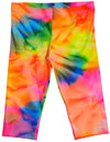 Flowers by Zoe - Girls' Capri Legging - 9 Different Colors / Prints