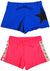 Flowers by Zoe Girls Sizes 7 - 14 French Terry Shorts, 35690
