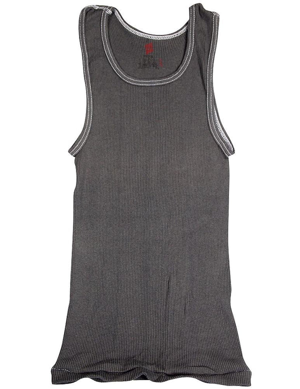 Hanes - Big Girls Ribbed Tank Top