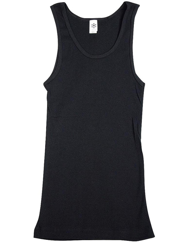 Classic Girl - Junior Womens Ribbed Tank Top