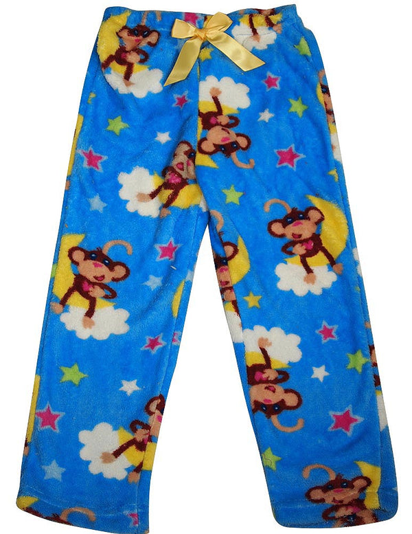 Private Label - Big Girls Microfiber Pajama Pant
