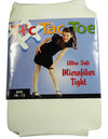 Tic Tac Toe - Big Girls Microfiber Tight
