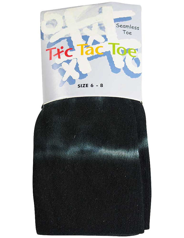 Tic Tac Toe - Big Girls Heavy Tie Dye Cotton Tight