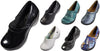 Nurse Mates Bryar Lightweight Leather Medical Nursing Clogs Slip-On Doctor Shoes, 37867