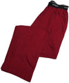 Hanes Men's Logo Waistband Solid Jersey Pants Flannel Heather S Hanes Men's