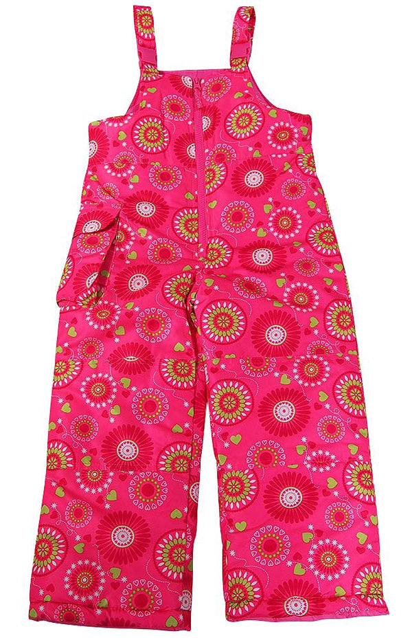 London Fog - Little Girls Bib Snowpant