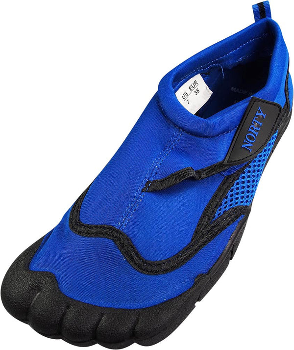 Norty - Young Mens Skeletoe Aqua Wave Water Shoe - Runs 1 Size Small, 38900