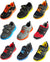 Kids Child Boys Lightweight Fashion Sneakers Running Casual Athletic, 39483