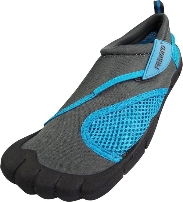 Fresko Women's Water Sports Aqua Shoes with Toes, L1009