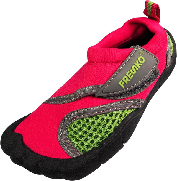 Fresko Toddler Water Aqua Shoes with Toes, T1031