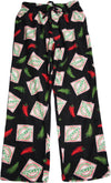 Tabasco Fleece Lounge Sleep Pants