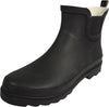 New Norty Women Low Ankle High Rain Boots Rubber Snow Rainboot Shoe Bootie, 39717