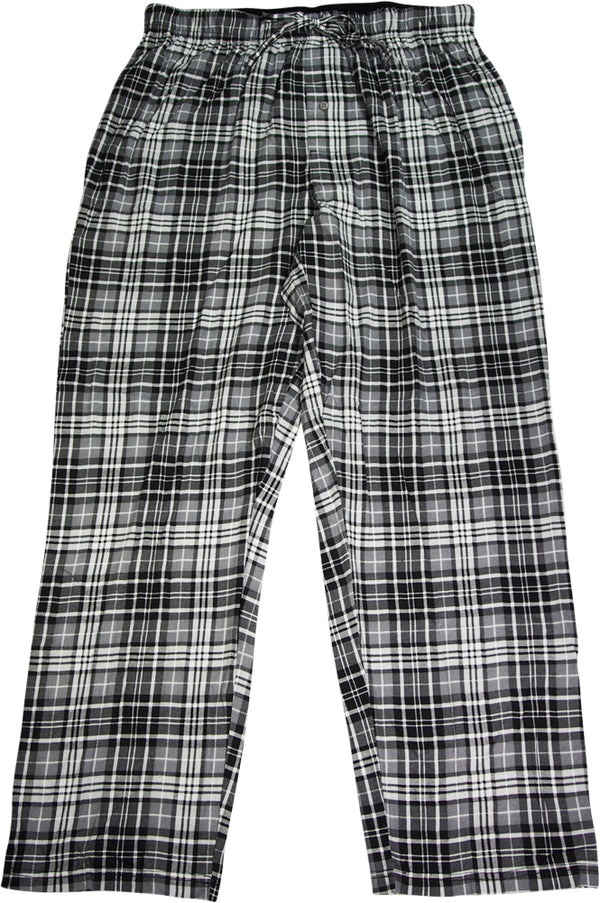 Hanes Mens 100% Cotton Lounge Pajama Sleep Pant - Prints & Solids - S - XL, 40099