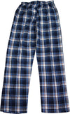 Hanes Mens Plaid Woven Blend Lounge Pajama Sleep Pant - Sizes S -2XL, 40121