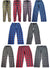 Hanes Men's Cotton Blend Woven Sleep Lounge Pajama Pant - 3 Color Combinations, 40385
