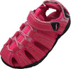Norty  Boys & Girls Toddler/Little Kid/Big Kid Athletic Outdoor Summer Sandals - Runs 1 Size Small, 40559