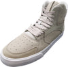 Supra Men's Vaider 3000 Hi Top Fashion Skate Suede Sneaker in Light Grey, 40637