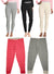 Hanes Women's X-Temp Thermal Underwear Pant - Solids and Printed Bottoms, 41029