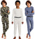 Hanes Boy's X-Temp Thermal Underwear Sets - Solids and Printed - Preshrunk, 41044