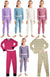 Hanes Girl's X-Temp Thermal Underwear Sets - Solids and Printed - Preshrunk, 41061