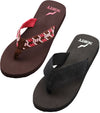 NORTY Women's Flip Flop Thong Beach Pool Casual Sandal, 41159