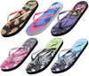 Norty Women's Casual Beach, Pool, Everyday Flip Flop Thong Sandal Shoe, 41396