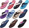 Norty Women's Beach, Pool, Everyday Flip Flop Thong Sandal - Choose your style