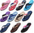 Norty Women's Beach, Pool, Everyday Flip Flop Thong Sandal - Choose your style, 41412