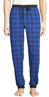 Hanes Men's Waffle Knit Jogger Sleep Lounge Pajama Pant Cotton Blend Sizes S - 4, 41496