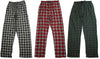 Hanes Men's Flannel Elastic Waist Sleep Pajama Lounge Pant for Men, 41519