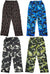 NORTY Men's 100% Cotton Printed Flannel Sleep Lounge Pajama Pant - 4 Prints