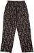 NORTY Women's 100% Cotton Printed Flannel Sleep Lounge Pajama Pant