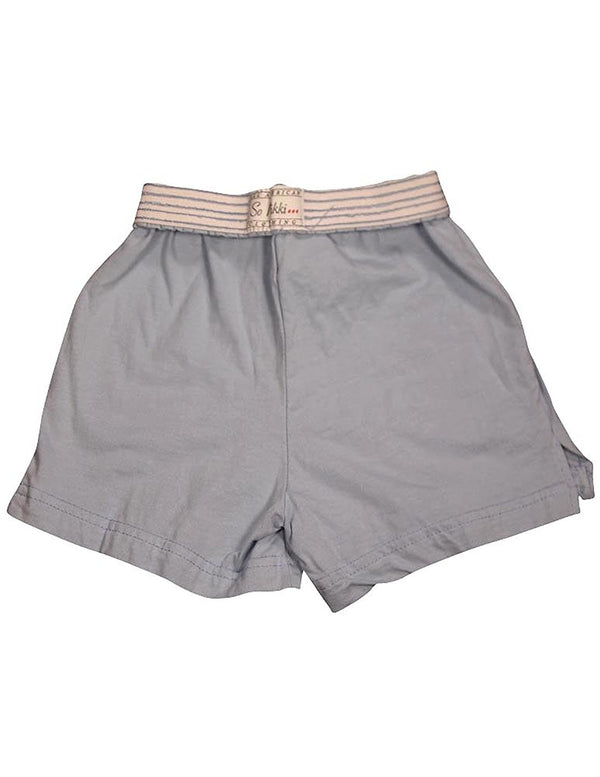 SO NIKKI Girls Rollover Short