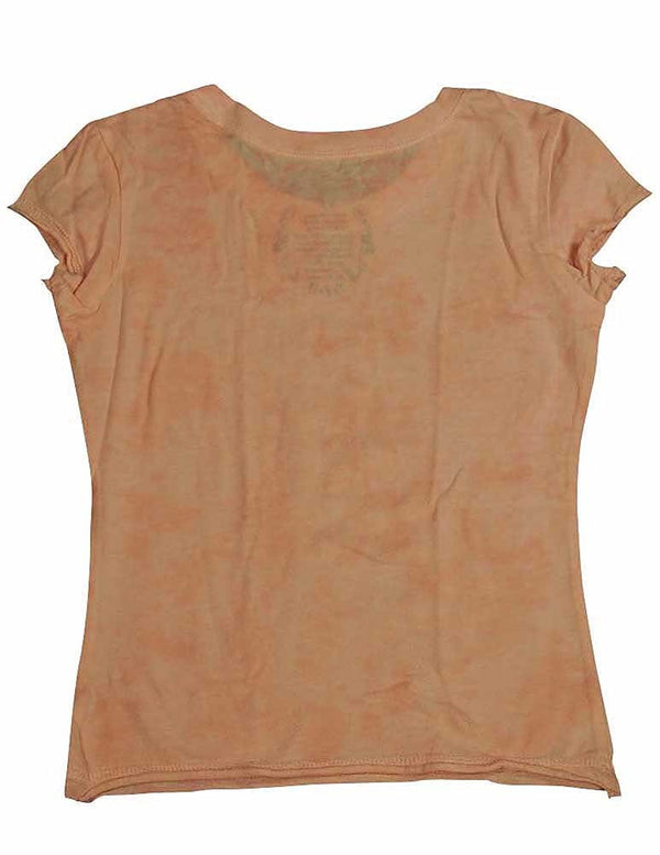 Jade - Little Girls' Short Sleeved Tee