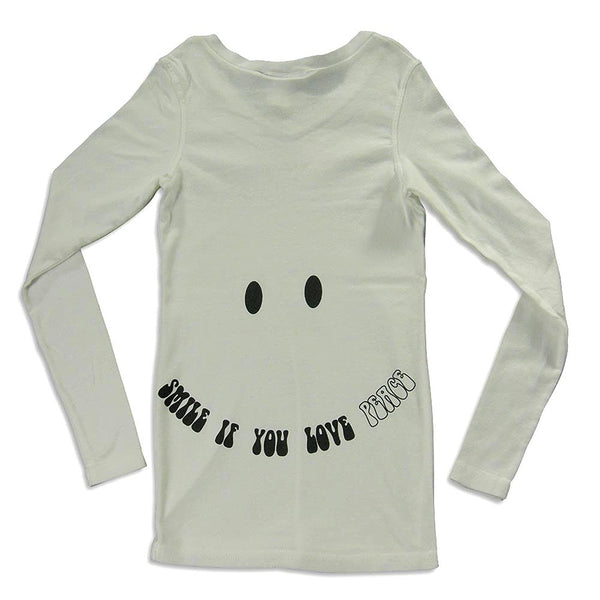 So Nikki - Big Girls' Long Sleeve V-Neck T-Shirt