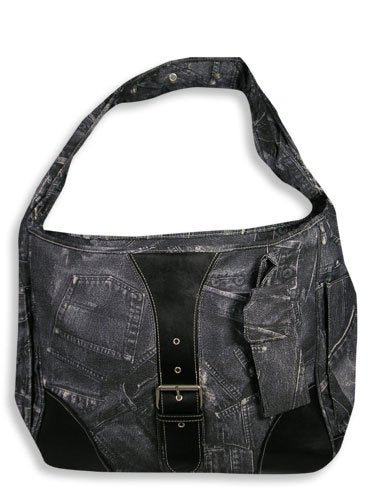 Slightly Irregular Kalencom (Water Damaged) - Great Value & QualityHobo Tote